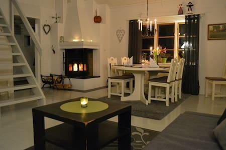 Cottage, close to Siljan in Dalarna