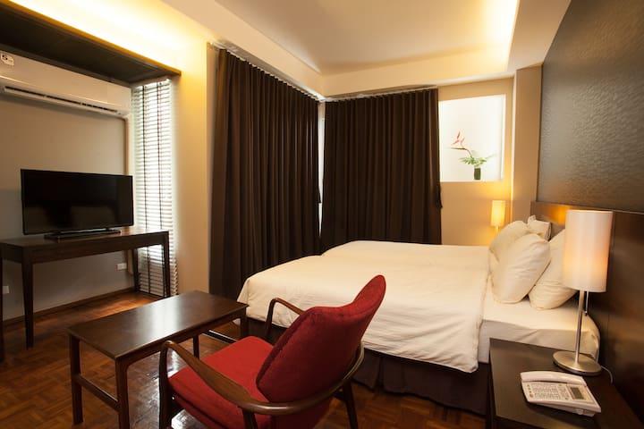 Private&Cozy apartment#1 Silom 3 BTS Saladaeng