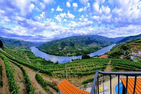 Douro Valley, Imaginary House, with View