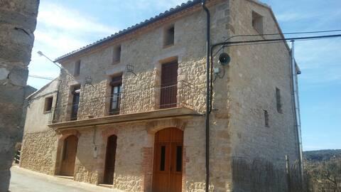 Casa Rural en el Matarraña.
