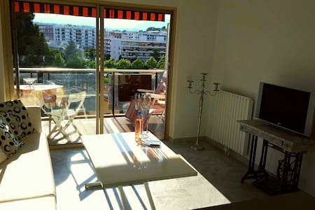 5 pers LUMINEUX - Cagnes-sur-Mer - Apartment
