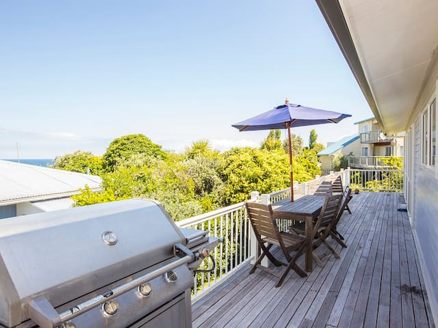 Tui Harbour View - Leigh Holiday Home