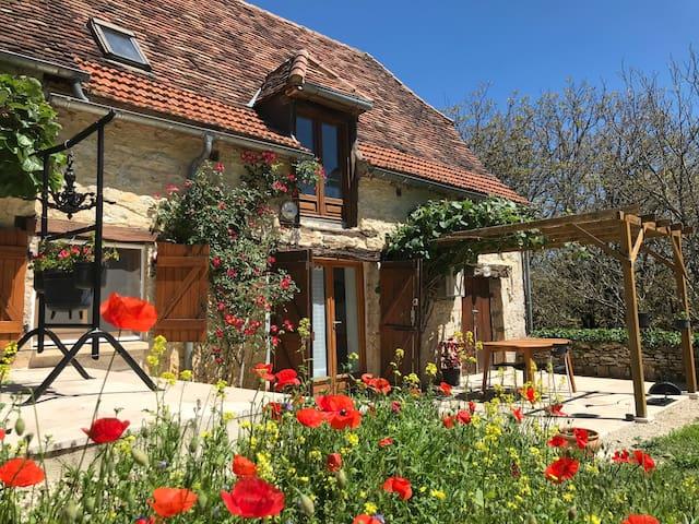 Ancienne maison proche de Rocamadour et Padirac