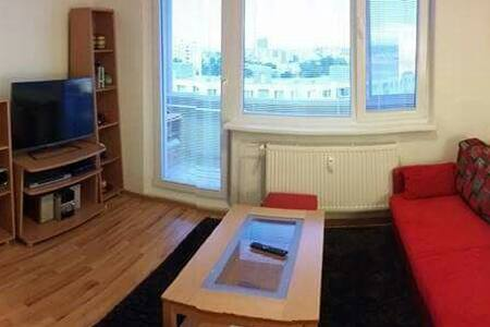 Cute flat in Petržalka - Bratislava