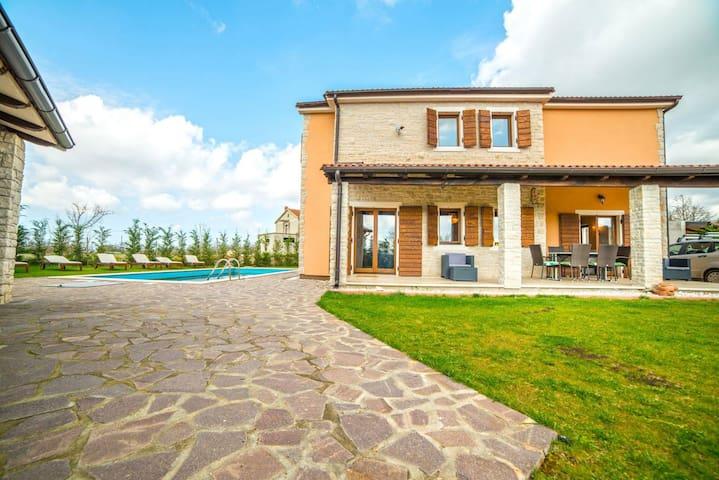 Villa Rustica Delia - Svetvincenat - Casa de camp