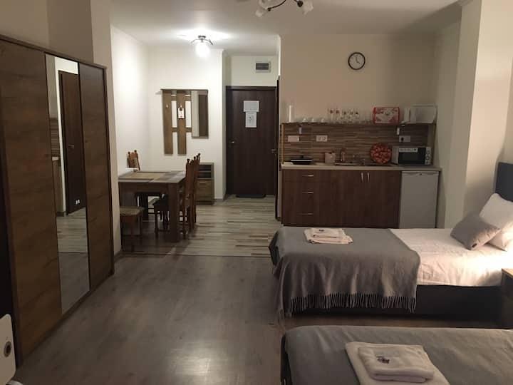 4 fős apartman Miskolc belvárosában