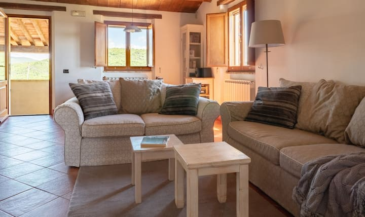 L'Alba Family friendly holiday cottage Umbria