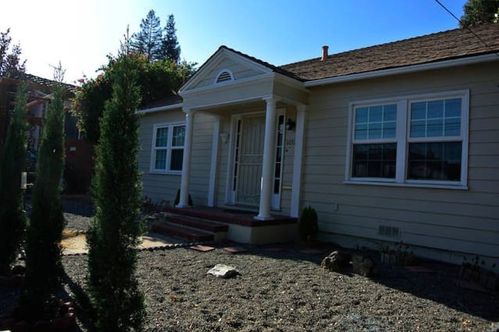 Artist Design Single Family House in SF Bay Area - Hayward