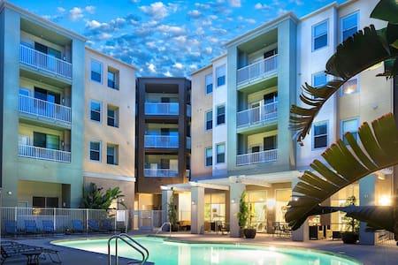 Luxury SoCal apartment