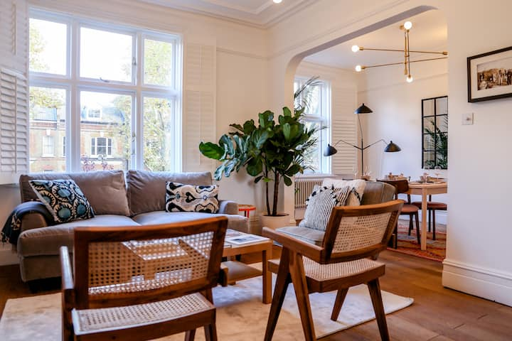 Stunning Maida Vale Apartment