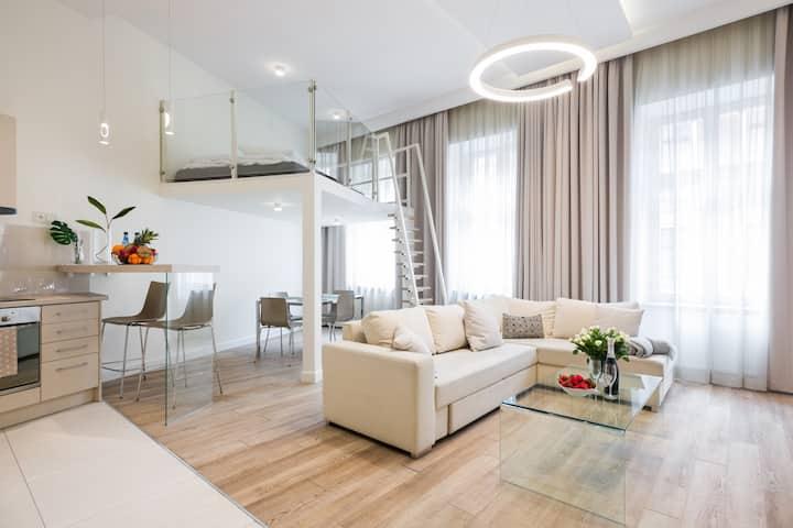 Secret Place Apartment - Studio L