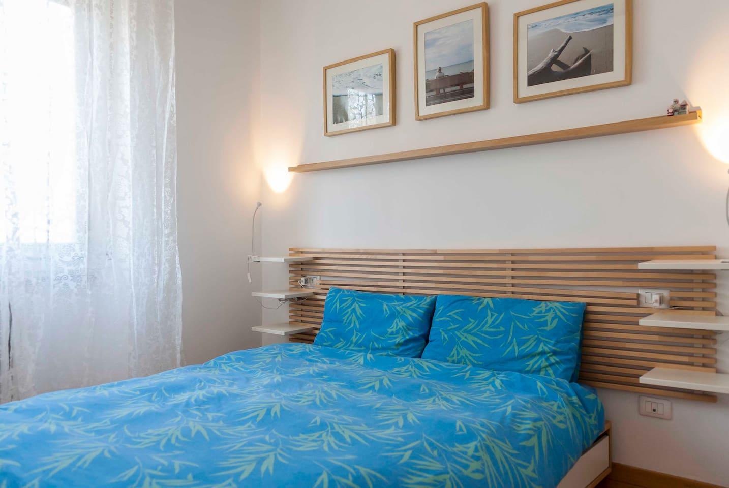 Bedroom (double bed)