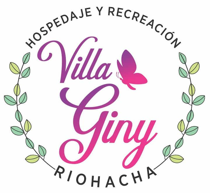 Villa Giny, habitación 2 para 5 huéspedes.