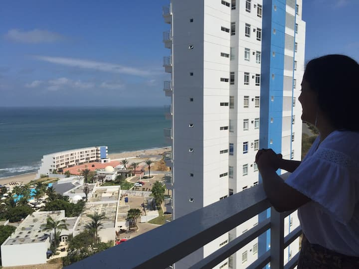 Playas Villamil Ocean View 403