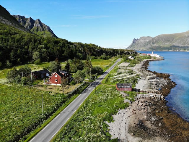 ..live like the locals; Lofoten - up to 10 guests