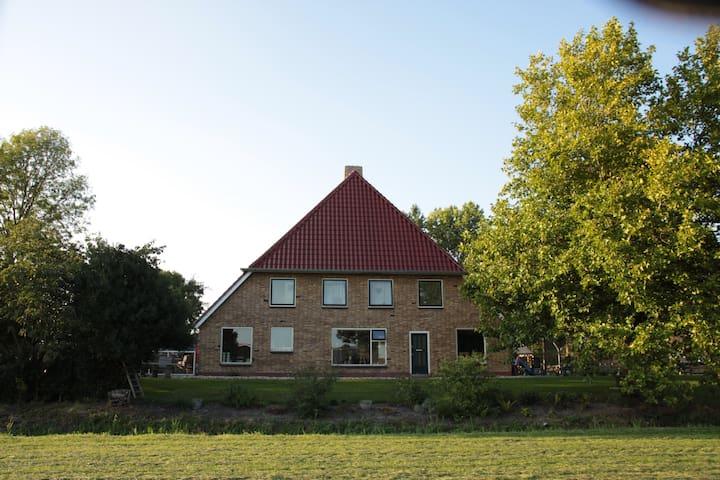 B&B HoeveBlitterswijk Scheerwolde (Giethoorn 9 km) - Scheerwolde - Apto. en complejo residencial