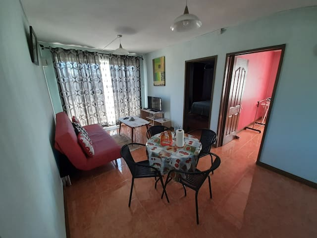 Budget large appartement