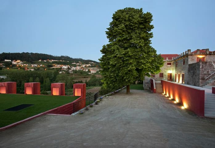 Guesthouse in the vineyards - Felgueiras - Bed & Breakfast