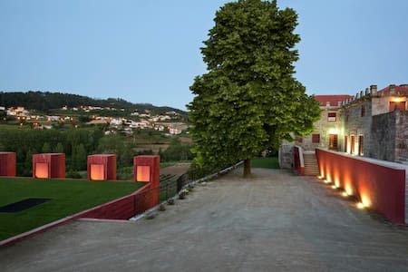 Pombeiro Manor House - Felgueiras - Bed & Breakfast