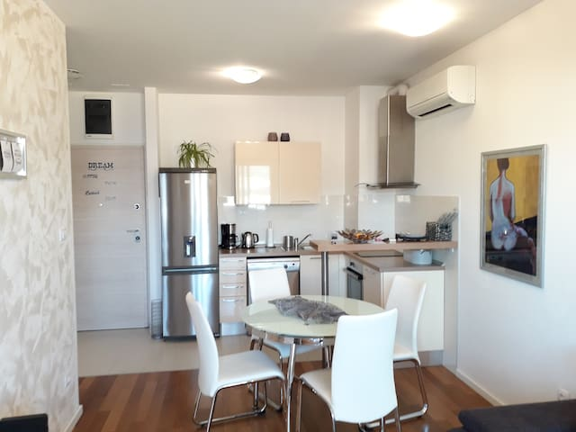"""New- modern apartment """"MAGICA"""" with gorgeous view"""