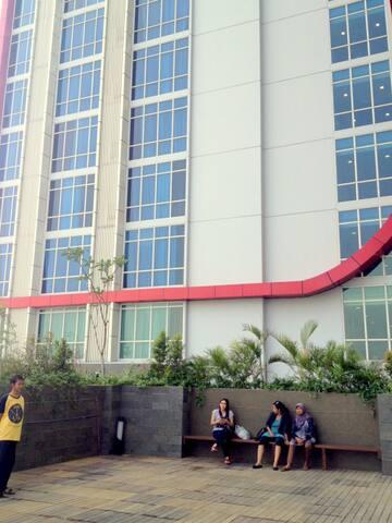 City View Studio De Papilio A. Yani - Gayungan - Wohnung