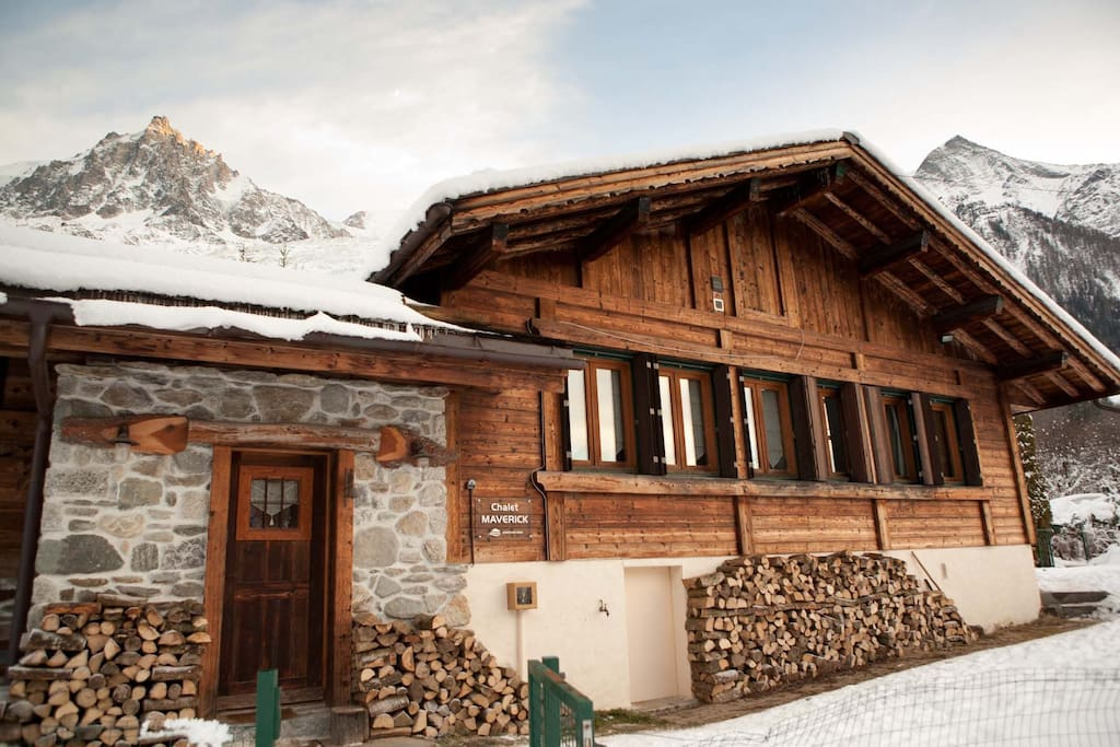 Chalet Maverick, Chamonix (4 bedrooms)