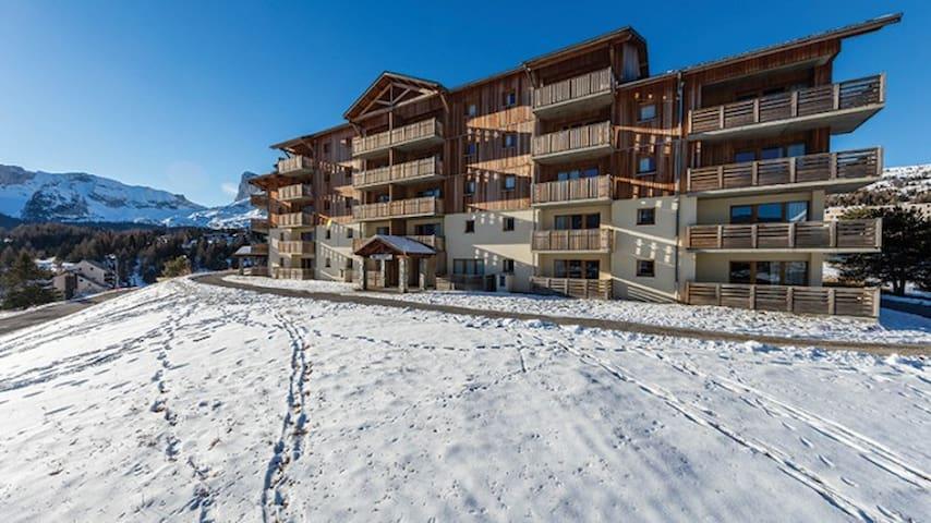Appartement 6 personnes à SUPERDEVOLUY - Le Dévoluy - Apartment