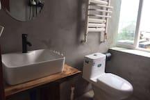 201洗手间