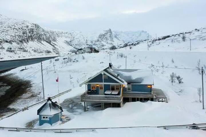 Badebukta i Lillefjord