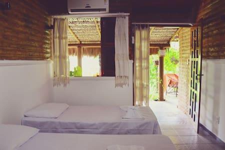 Suíte Jagube -Oca do Buda Guest House - Cumbuco/Br - 카우카이아(Caucaia)