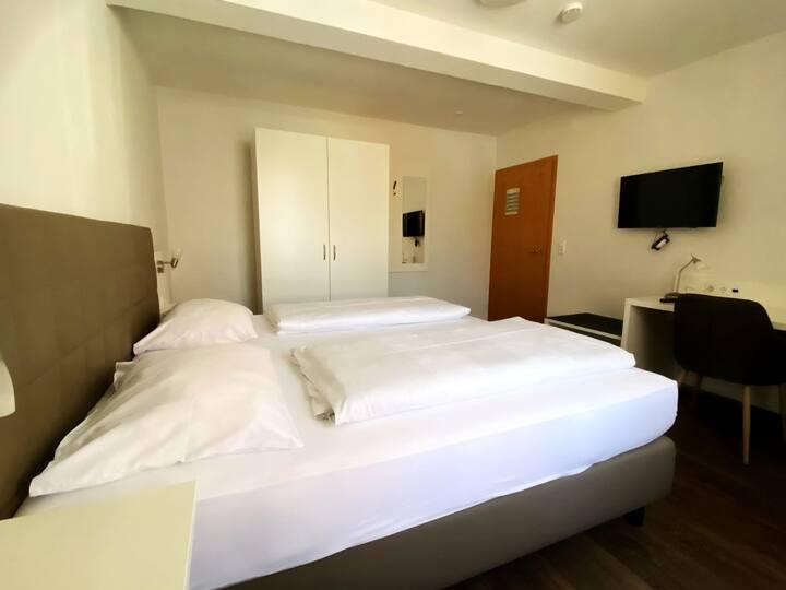Hotel La Fleur - Doppelzimmer