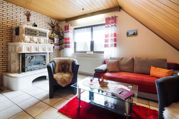 Gemütliche Ferien- und Messewohnung - Dormagen - Apartment