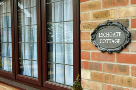 Lychgate Cottage, Church Street, Henfield - Henfield - 別荘