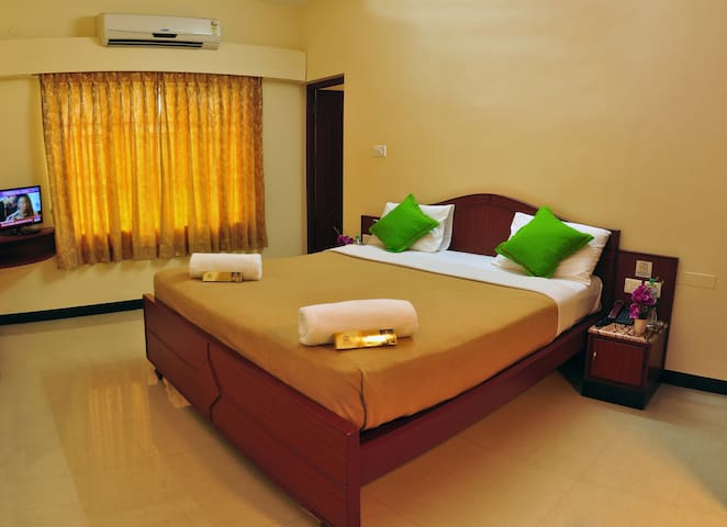 M K RESIDENCY - Coimbatore - Appartement