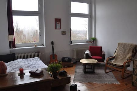 Cozy, quiet room near ZOB and Messe - Berlin - Apartment