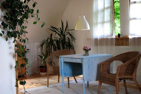 Wistaria house -Fairy nature near Prague - Krňany - Huoneisto