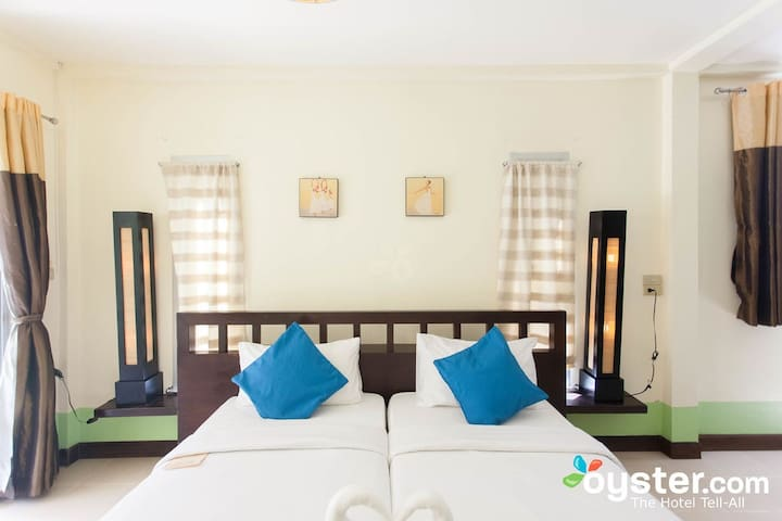 Best twin room near Phra Nang Cave - Ao Nang - Apartment