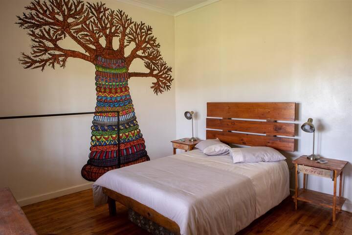 Baobab - private room