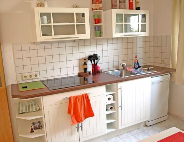 4*** Ferienwohnung in Thüringen - Waltershausen - Apartament