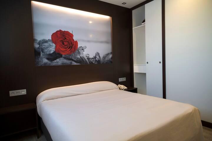Hotel Posada de Roces - Habitación Doble.2