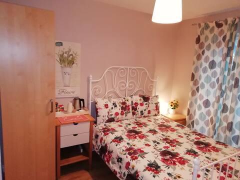 S'apposentu - Double bedroom + private bathroom