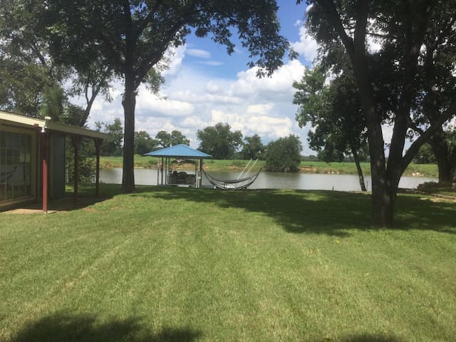 Brazos River House + Suite! - Brazos River/Lake Granbury, Weatherford address