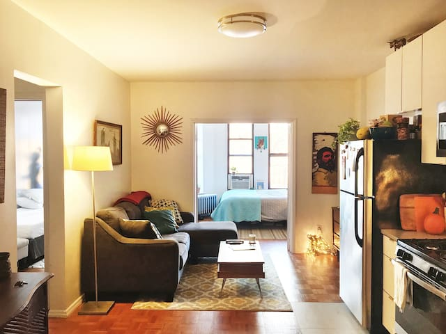 Perfect Room in West Harlem