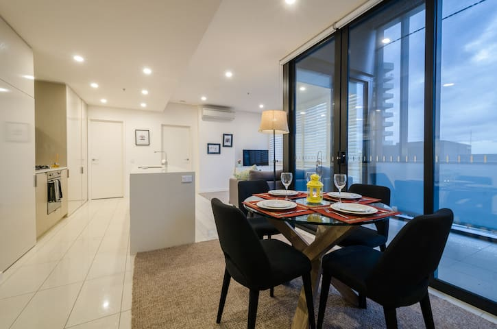 Beautiful Executive Apartment+ car space - Zetland - Appartement