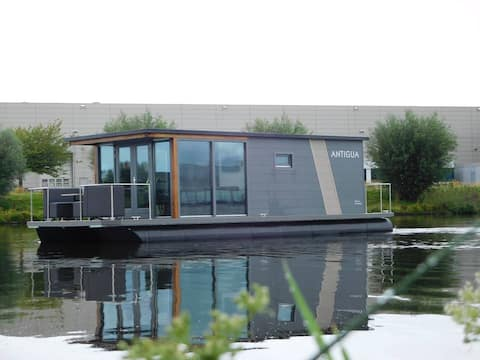 De AMSTEL - Unique stay on floating home | Boathouse | 2BDR