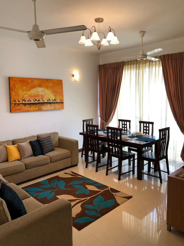 Apartment  Colombo City  Upto 6 month rental