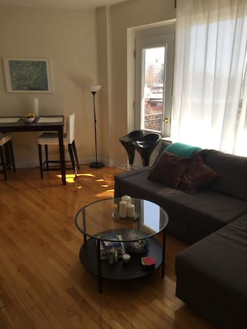 Lovely apartment in Montreal with a great location - Westmount - Appartement