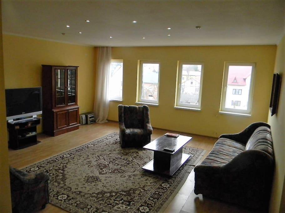 Comfortable apartment for the whole family / Комфортная квартира для всей семьи