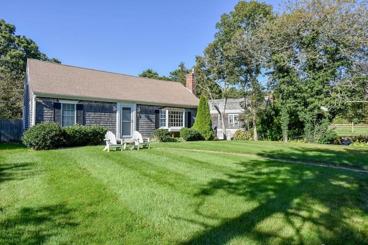 #617: Located on Rail Trail, close to downtown, beaches, and surrounded by ponds