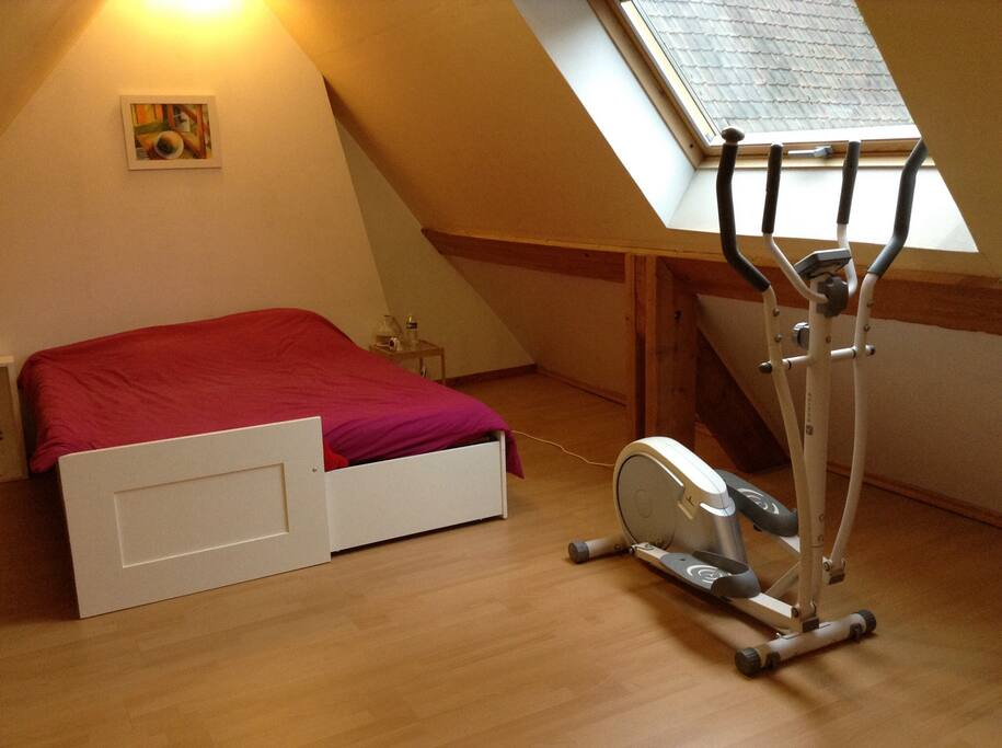 Chambre spacieuse et reposante apartments for rent in for Chambre a air 6 40 13